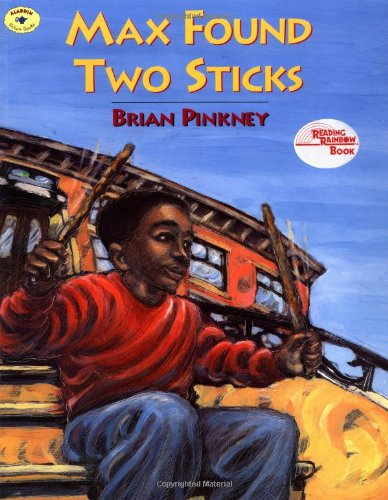Max Found Two Sticks (Reading Rainbow Books (Paperback))