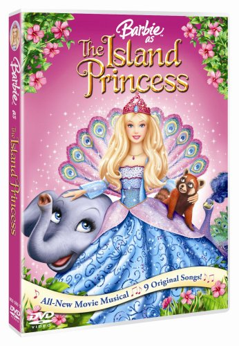 Barbie - Island Princess [DVD]