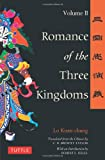 Lo Kuan-Chung Romance of the Three Kingdoms: Volume 2 (Tuttle Classics of Asian Literature Series): Vol 2