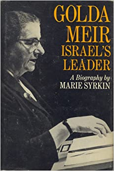 leader profiling leadership golda Golda meir's leadership style golda meir's commitment to the establishment of a jewish state but what kind of leader did she prove herself to be as a prime.