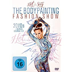 Hot & Sexy: The Bodypainting Fashion Show [2DVD + 1CD]