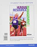 img - for Human Resource Management, Student Value Edition Plus 2014 MyManagementLab with Pearson eText -- Access Card Package (14th Edition) book / textbook / text book