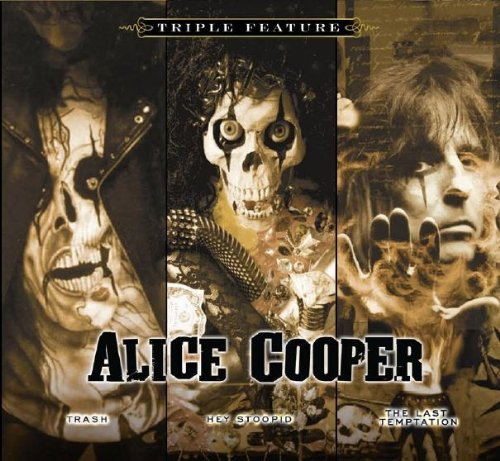 Alice Cooper - Triple Feature - Zortam Music