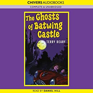 The Ghosts of Batwing Castle: Black Cats | [Terry Deary]