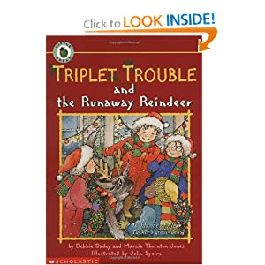 The Runaway Reindeer (Triplet Trouble)