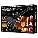 Playstation 3 WarBeast Guitar