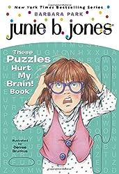 Junie B.s These Puzzles Hurt My Brain Book (Junie B. Jones) (A Stepping Stone Book(TM))
