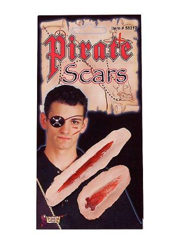 Pirate Scars Accessory - 1