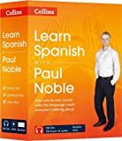 Collins Easy Learning Spanish with Paul Noble.