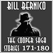 The Cooper Saga 18: Stories 171-180 | Bill Bernico