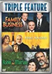 Family Business/First Knight/Robin an...