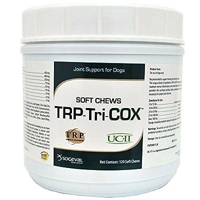 TRPTriCOX Soft Chews (120 chews)