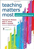 img - for Teaching Matters Most: A School Leader's Guide to Improving Classroom Instruction book / textbook / text book
