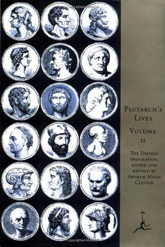 Plutarch's Lives: Vol. II