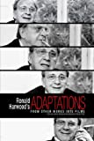 Ronald Harwood's Adaptations: From Other Works into Films