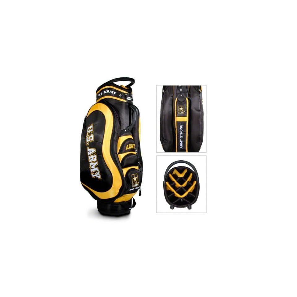 Army Black Knights Golf Bag 14 Way Medalist Cart Bag