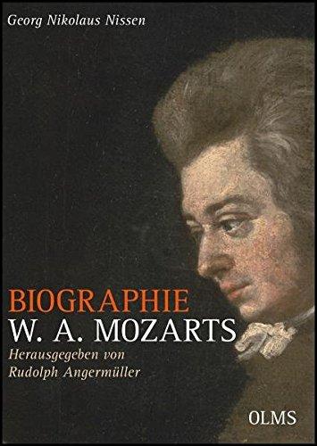 Biographie-W-A-Mozarts-Kommentierte-Ausgabe-Herausgegeben-und-mit-Anmerkungen-versehen-von-Rudolph-Angermller