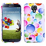 Product B00CE5SHCM - Product title MYBAT SAMSIVHPCIM953NP Slim and Stylish Snap-On Protective Case for Samsung Galaxy S4 - Retail Packaging - Rainbow Bigger Bubbles