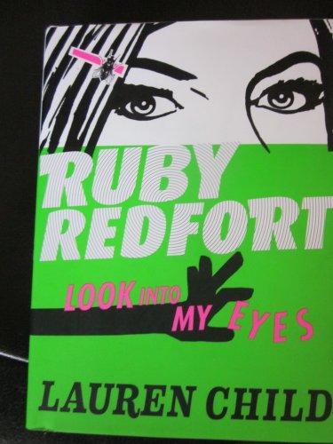 Look Into My Eyes (Ruby Redfort)