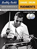 Buddy Rich's Modern Interpretation of Snare Drum Rudiments [With DVD]