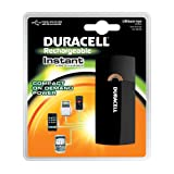 Duracell Instant Usb Charger/Includes Universal Cable With Usb &#038; Mini Usb 1 Count