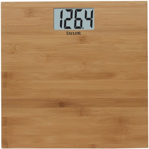 Cheap TAYLOR Product-TAYLOR 8657 Digital Lithium Bamboo Scale (B005JISM3K)