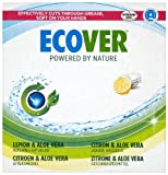 Ecover Washing Up Liquid with Lemon and Aloe Vera 5 L (Pack of 2)