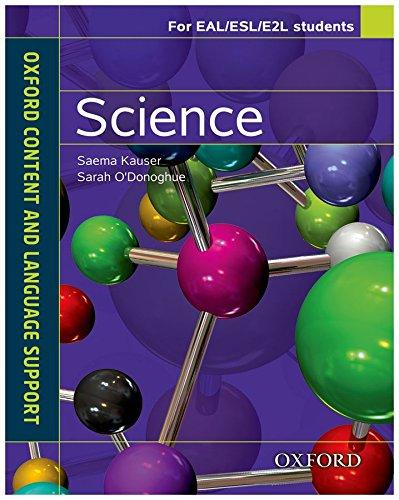 Science. CLIL for english. Student's book. Con espansione online. Per le Scuole superiori (Oxford Content & Language)