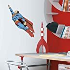 Decofun Superman Foam Wall Decor