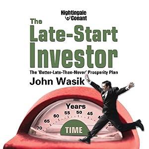 The Late-Start Investor Audiobook