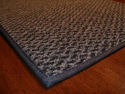 Zeal Platinum Indoor 22 oz Graphic Loop Carpet Area Rug