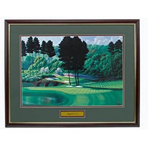 Golf Gifts and Gallery Amen Corner Framed Art (24 X 30) by Golf Gifts & Gallery