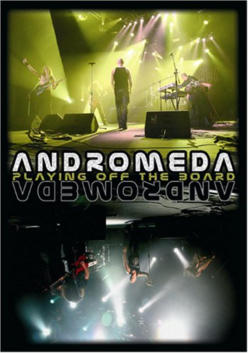 Andromeda- Playing Off the Board [DVD] [Region