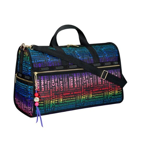 Dylan's Candy Bar LeSportsac Large Weekender in Sweet Talk