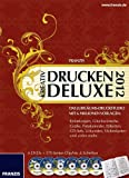 Software - Kreativ Drucken Deluxe 2012 - Schriften und Cliparts
