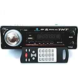 TNT- TA Car Stereo with bluetooth, fm, usb, aux and remote.