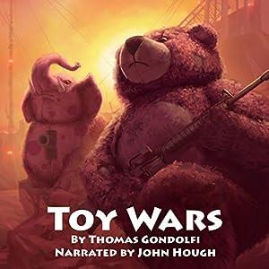 Toy Wars Audiobook