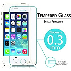 Crazy Sutra Tough Tempered Glass Screen Guard Protector for Samsung Galaxy J2
