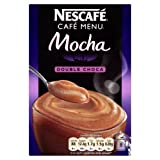 Nescafé Café Menu Mocha Double Choca 8 x 23g (Pack of 6, Total 48 Sachets)