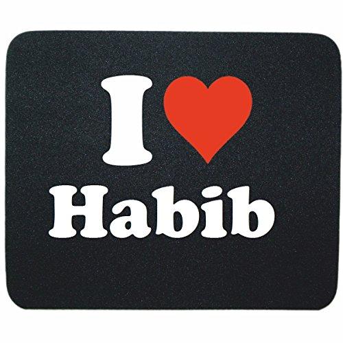 exklusive-geschenkidee-mauspad-i-love-habib-in-schwarz-eine-tolle-geschenkidee-die-von-herzen-kommt-