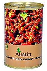 Austin Curried Red Kidney Beans, 450g