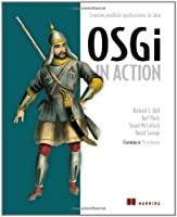 OSGi in Action: Creating Modular Applications in Java Front Cover