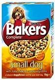 Nestle Bakers Complete Adult Dog Food Small Dog Chicken & Veg 1kg