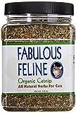 Dandy Dog & Fabulous Feline Organic Cat Nip, 6-Ounce