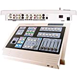 2-Channel Video Audio Mixer with Digital Effect + Time Base Correction
