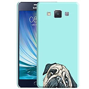 Theskinmantra Pattern 373 back cover for Samsung Galaxy A7