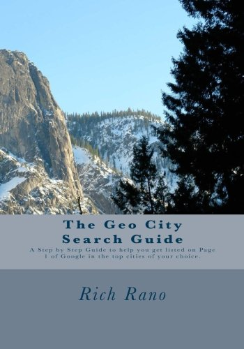 The Geo City Search Guide