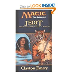 Jedit (Legends Cycle, Book II) by Clayton Emery