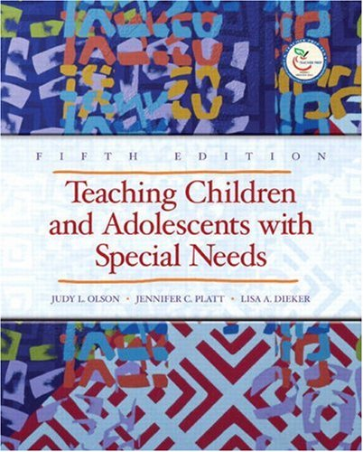 Teaching Children and Adolescents with Special Needs (5th...