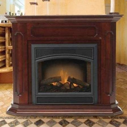 Monessen Wef33 Allura-fire 33-inch Electric Fireplace With Decorative Arched Face Black image B005T06CPI.jpg